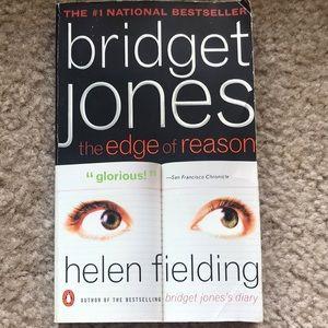 "Bridget Jones ""The Edge of Reason"" book"